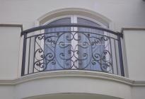 wrought iron balcony 1