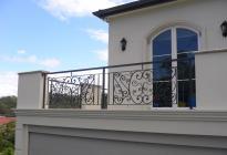 wrought iron balcony 2