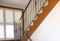 wrought iron balustrade 15